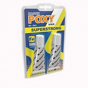 Клей Эпоксидный MASTIX SUPERSTRONG 80гр. (суперпрочный) (хол.сварка-паста) в блистере МС 0801